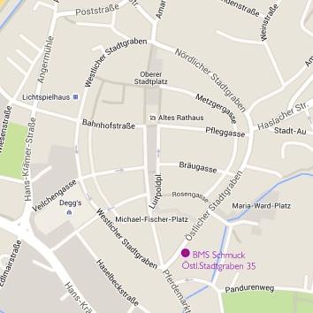 Östlicher Stadtgraben 35, 94469 Deggendorf
